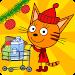 Download Три Кота Магазин Игра: Детские игры для детей СТС 1.2.3 APK