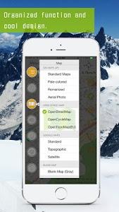 Download Geographica [Offline GPS APP] 1.3.24 APK