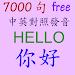 Download 傾聽 英文/中文 7000 句 1.0.2 APK