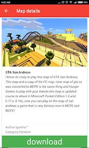 Download 1600 Mapas para Minecraft PE 2.1.3 APK