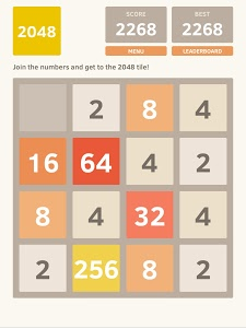 Download 2048 1.0 APK