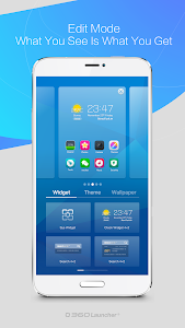Download 360 Launcher-Fast, Free Themes 7.1.5 APK