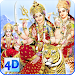 Download 4D Maa Durga Live Wallpaper 8.4 APK