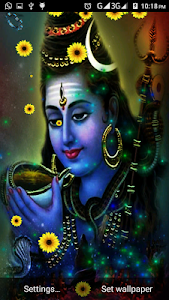 Download Shiva Live Wallpaper 4D Magic Touch 11 APK