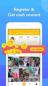 screenshot of 4Fun - Funny Video, Status For WhatsApp,Share&Chat version 2.19
