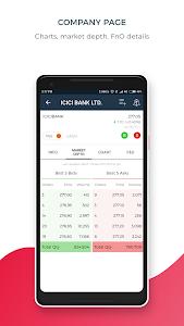 screenshot of 5Paisa - Online Share Market Trading App version 2.6.1