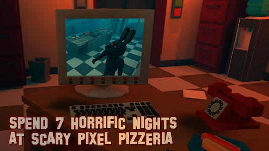 Download 7 Nights at Pixel Pizzeria - 2 1.3.0 APK