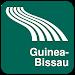 Download Guinea-Bissau Map offline 1.80 APK