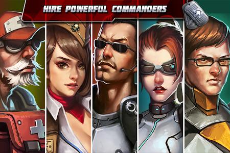 screenshot of Alliance Wars: American Empire version 1.912