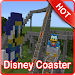 Download Dizney Coaster Land Map for Minecraft PE 1.1 APK