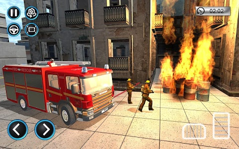 Download American Firefighter Emergency Rescue 1.0 APK