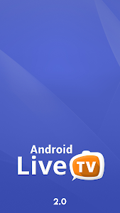 screenshot of Android Live Tv 2.0 version 1.0