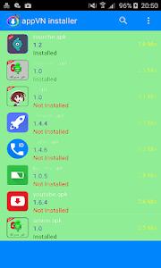 Download Apk Installer is Âppvn 1.7.5 APK