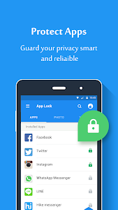 screenshot of AppLock pro - privacy & vault version v1.31.3