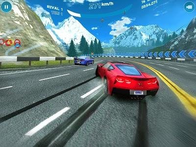 screenshot of Asphalt Nitro version 1.7.2o