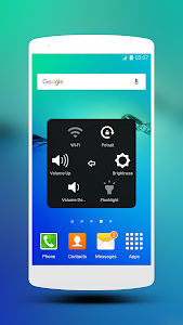 screenshot of Assistive Touch 2018 version 2.66