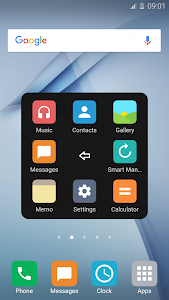 screenshot of Assistive Touch 2017 version 1.23