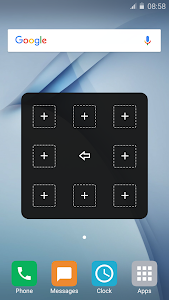 screenshot of Assistive Touch 2017 version 1.2