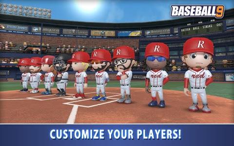 Download BASEBALL 9 1.1.4 APK