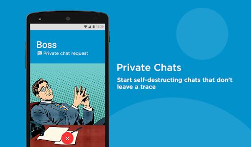 screenshot of BBM - Free Calls & Messages version 3.3.19.69