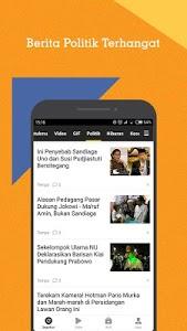 screenshot of BaBe - Baca Berita version 10.5.5.01
