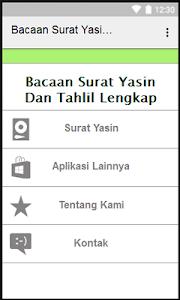 Download Bacaan Surat Yasin Dan Tahlil 10 Apk Downloadapknet