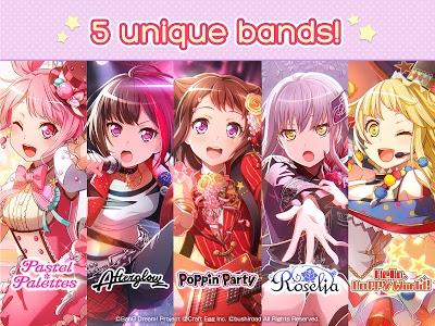 Download BanG Dream! Girls Band Party! 2.4.0 APK