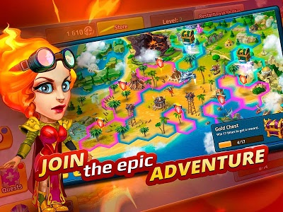 Download Battle Arena: Heroes Adventure - Online RPG 2.8.1995 APK