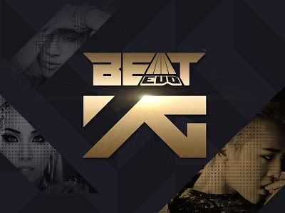screenshot of BeatEVO YG version 1.1.42