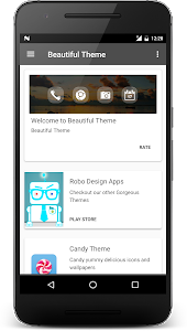 Download Beautiful Theme 4.7 APK