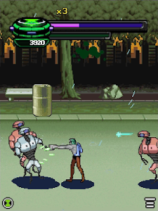 screenshot of Ben10 Vengeance of Vilgax FREE version Varies with device