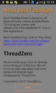 Download Best Flashlight 1.0 APK