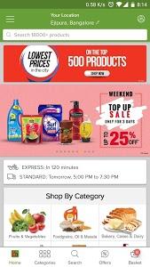 Download bigbasket - Online Grocery Shopping App 4.7.1 APK