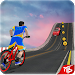 Download Bike Parkour 3D - Impossible Streets of Sky 1.3 APK