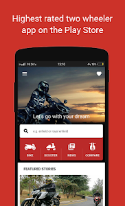 Download ? BikeDekho - New Bikes & Scooters Price & Offers 4.4 APK