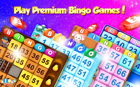 screenshot of Bingo Bash – Slots & Bingo Games For Free By GSN version 1.92.1