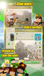 screenshot of Blockman Multiplayer for Minecraft version Varies with device