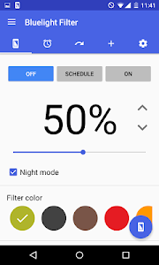 Download Bluelight Filter - Night Mode 2.0.2 APK