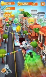 screenshot of Bus Rush version 1.0.4