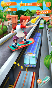 screenshot of Bus Rush version 1.0.4
