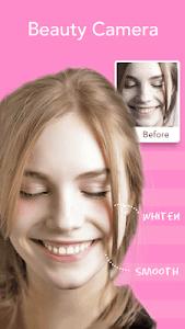 screenshot of Beauty Camera - Candy Selfie version 1.0.0