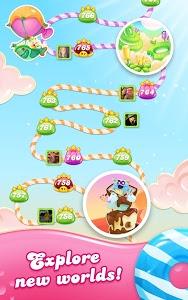 screenshot of Candy Crush Jelly Saga version 1.41.10