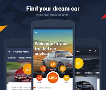 Download CarDekho - New & Used Cars Price & Offers in India  APK