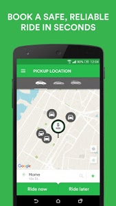 screenshot of Careem - Car Booking App version 8.6.1