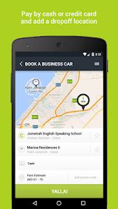 screenshot of Careem version 6.5.1