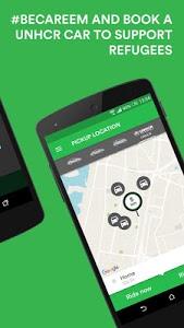 screenshot of Careem - Car Booking App version 8.4.4
