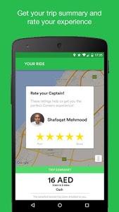 screenshot of Careem - Car Booking App version 7.2.1