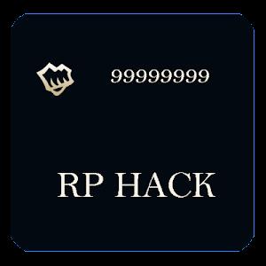 screenshot of Cheat RP League of Legends Prank version 1.0