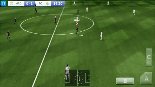 screenshot of Cheats Dream League Soccer 2017 version 1.0