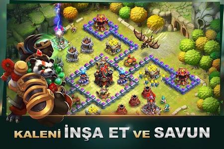 screenshot of Clash of Lords 2: Türkiye version 1.0.163